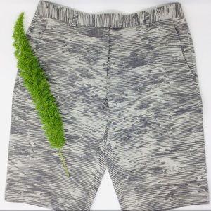 Jason Wu Stunning Cotton/Linen Bermuda Short Sz 2
